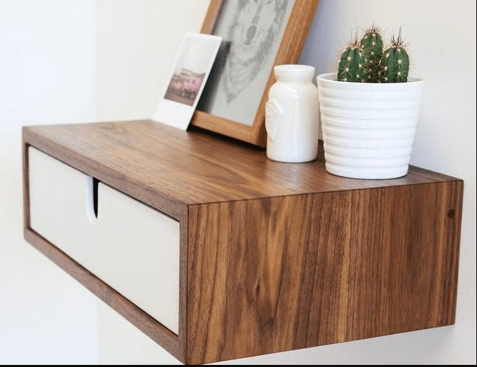 We specialize in some the highest quality floating nightstands available. With nearly 1000 units sold over the past 3 years, we are becoming experts in our field. These nightstands are built to last a lifetime.